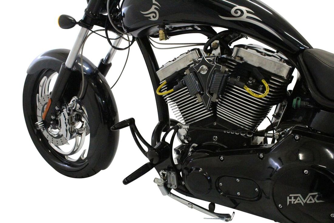 Havoc Motorcycles Custom Pro-Street Motorcycles for Sale